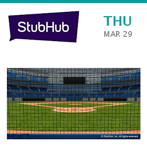 New York Yankees at Toronto Blue Jays Tickets (T-shirt and Magnet S... - Toronto