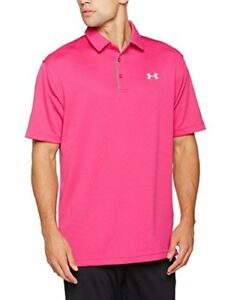 Under Armour Mens Golf Tech Polo Shirt - XXL