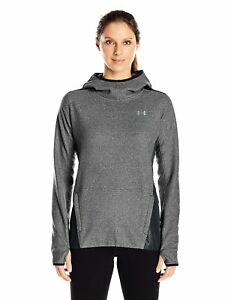 Under Armour Women's ColdGear Infrared Popover Hoodie - Choose SZColor