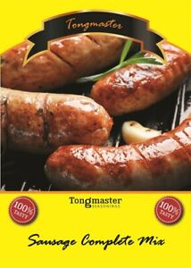 Italian Chicken Sausage Complete Mix - 500g (5kg Batch)