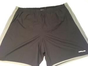 NEW PATAGONIA STRIDER SHORTS RUNNING LINED COMFORT STYLE MEN'S XL INSEAM 7