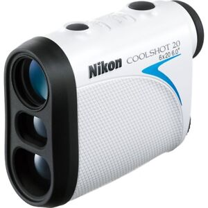 New 2018 Nikon 6x20 CoolShot 20 Golf Laser Rangefinder 16200