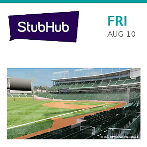 Washington Nationals at Chicago Cubs Tickets (Cubs Shirt) Tickets - Chicago
