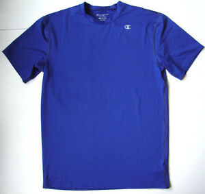 Men's CHAMPION DOUBLE DRY Compressed Fitted shirt size XL