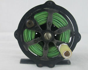 Vintage Fishing Reel Skeleton Made in USA