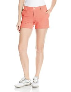 NWT $75 Under Armour UA Women's Size 12 Links Shorty Golf Printed Shorts Black