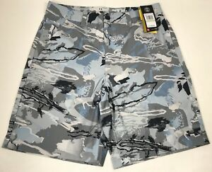 Under Armour Loose Storm 1 Camo Golf Shorts Men's Size 34