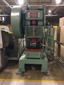 Flexopress 75 Ton Punch Press