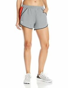 Under Armour Fly By Women's Short. SIZE XL. RRP 27.99. BARGAIN.