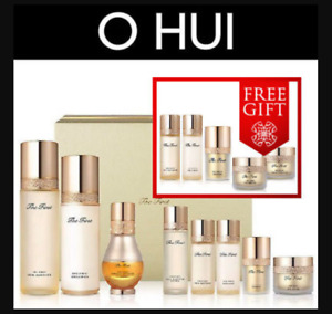 Korean Cosmetics_Ohui The First 3pc Gift Set_limited edition