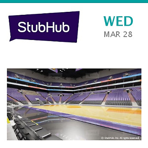 Los Angeles Clippers at Phoenix Suns Tickets (Los Suns T-Shirt) Tic... - Phoenix