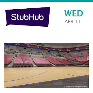 Utah Jazz at Portland Trail Blazers Tickets (Free T-shirt) Tickets - Portland