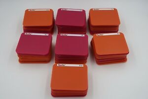 Huge Lot Of (68) Sizzix Sizzlits Dies 2x2 Alphabet Numbers For Use with Sidekick