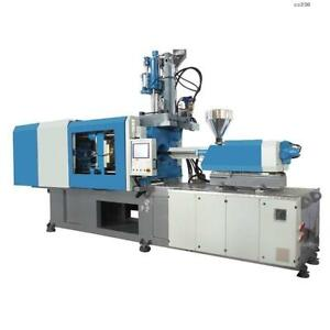 Toolots CS230 Servo Motor Hybrid Dual Color Injection Molding Machine With Dryer