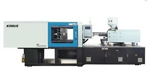 Toolots KS780 Servo Motor High Precsion and Stability Injection Molding Machine
