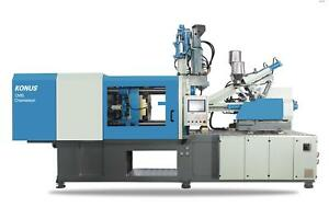 Toolots CMS170 Servo Motor Hybrid Mixed Color Injection Molding Machine With Dry