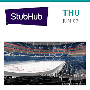 TBD at Columbus Blue Jackets (Home Game 3 - If Necessary): Stanley... - Columbus