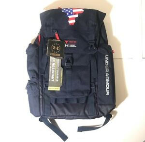 Under Armour Freedom Project Rock The Troops Regiment Backpack