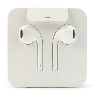 Apple EarPods Earphones iPhone 11 12 XS Max XR 8 7 6 Remote Mic New Original