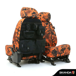 Skanda Kryptek Inferno Camo Neosupreme Tactical Seat Covers for Ram Truck
