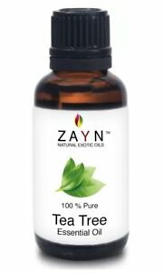 TEA TREE OIL 100% PURE NATURAL ESSENTIAL OIL 5ML TO 1000ML