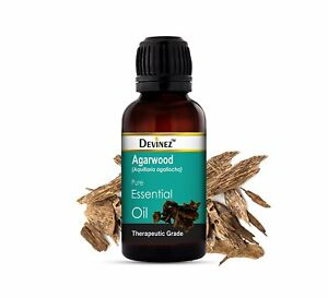100% NATURAL PURE AGARWOOD-ALOES-WOOD-OR-OOD-FRAGRANCE-OIL-5ML-TO-1000ML