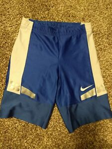 Nike Mens Olympic Half Tights Athens 2004 Medium Shorts Blue