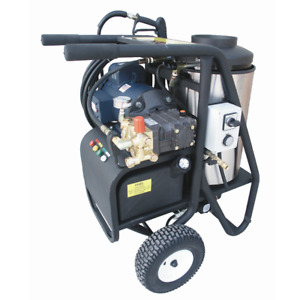 Cam Spray Professional 1500 PSI (Electric-Hot Water) Pressure Washer (230V 1-...