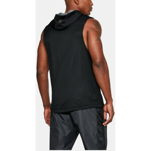 Under Armour Mens Mk1 Terry Sleeveless Running Sport Undershirt T Shirt Top