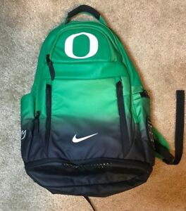 Oregon Ducks Nike Player Issued Team Issued Backpack