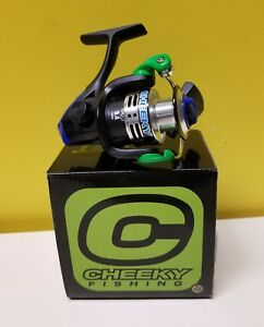 Cheeky Fishing FLOTR 1500 Spinning Reel. New in box. Ships Free.