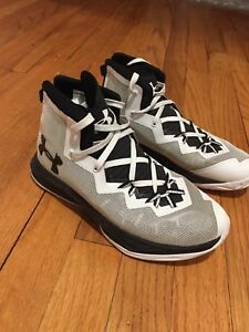 Basketball Under Armour Girls Lightning 4 Shoes