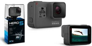 New in Box GoPro Hero 5 Black Edition Action Camera