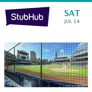 Chicago Cubs at San Diego Padres Tickets (Cub Busters T-shirt) Ti... - San Diego