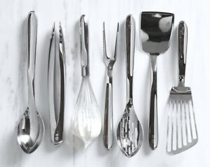 All Clad Metalcrafters Stainless Steel Kitchen Utensils Choice of Utensil NWT $16.99