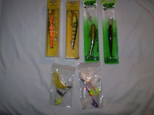 Storm Deep ThunderStick Lure DTS12 360 Cotton Cordell Walley cs8497 + 2 Spinners