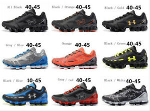 Hot new men Under Armour men's UA Scorpio running shoes 9 color casual shoes