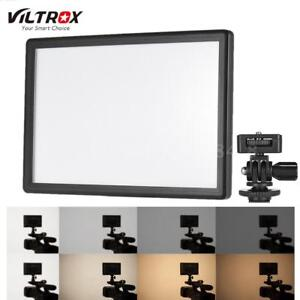 Viltrox L116T Professional Ultra-thin LED Video Light Photography US Stock
