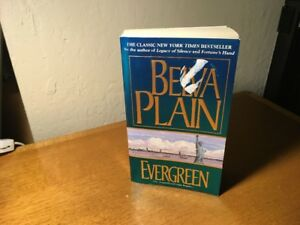 Evergreen pocket book Belva Plain 1987