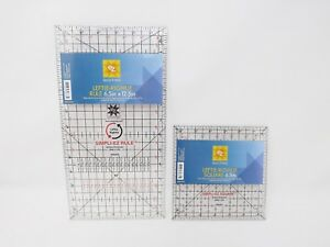 EZ Quilting Square or Rule New $14.99