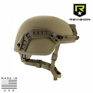Revision Military Viper MICHACH Helmet Standalone Long Rails