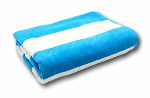 Lara Cabana 100% Turkish Cotton Beach Towel Pool Spa Bath by Corner4Shop