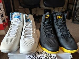 Under Armour UA Curry 1 One Championship Pack Splash Party Moment 1287487-100