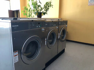 Huebsch 2009 Coin Laundry Package - 19 washers  10 stacks