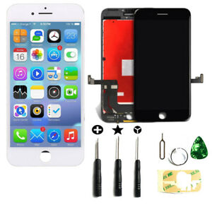For iPhone 7 7 Plus LCD Display Touch Screen Digitizer Assembly Replacement Kit $21.96