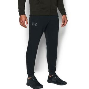 Under Armour Men's UA Rival Fleece Joggers Pants Tapered Leg Casual Sweatpant