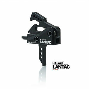 Lantac E-CT1 Single-Stage Flat Trigger - 3.5lb Pull Weight