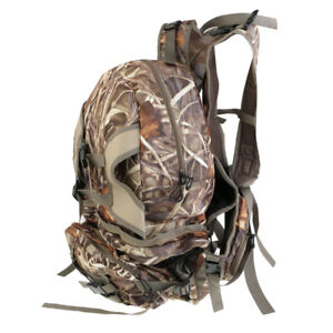 Hunting Archery Backpack Camping Fishing Waist Bag Removable 2 in 1 Day Pack