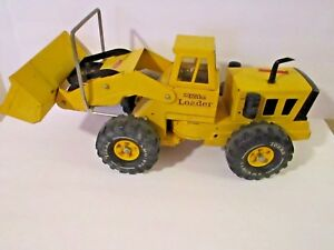 Tonka Metal Mighty Loader Truck vintage metal construction vehicle