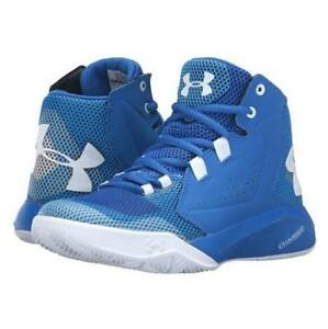 NEW Under Armour Torch Fade Mid Rise Boys' Basketball Shoes Kids Sneakers $59.99